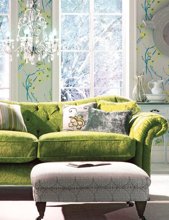 Living room sofa ls0027